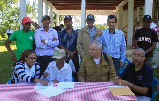 Acuerdo Reserva Privada El Zorzal
